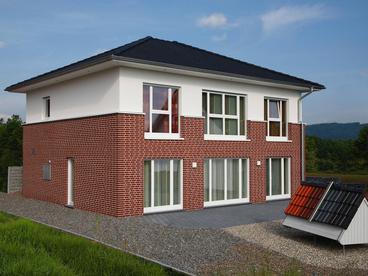 Musterhaus Kaiseraugst von Gussek Haus