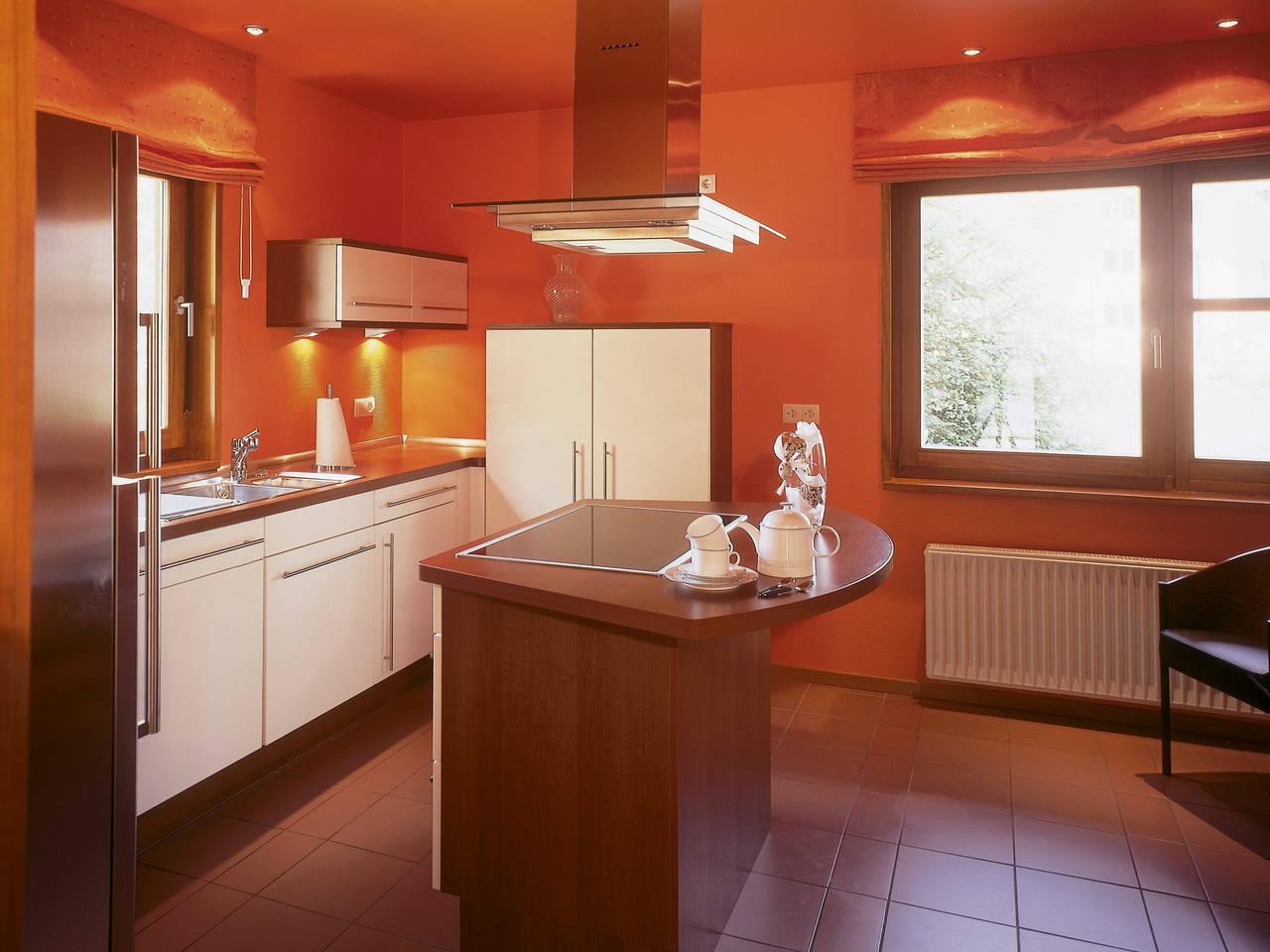 Musterhaus Sabrina von Gussek Haus - Ansicht Küche