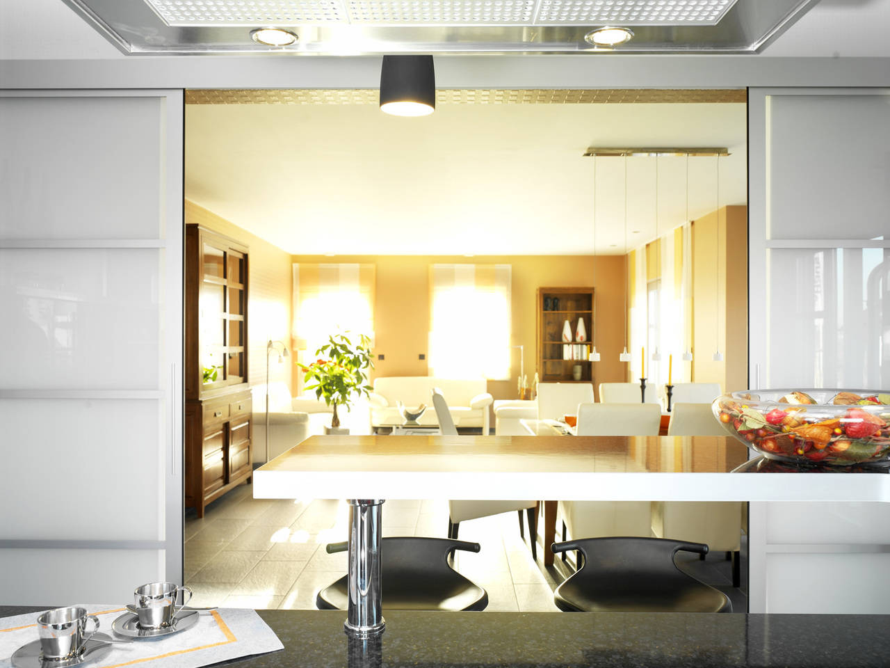 Musterhaus Carina von Gussek Haus - Küche