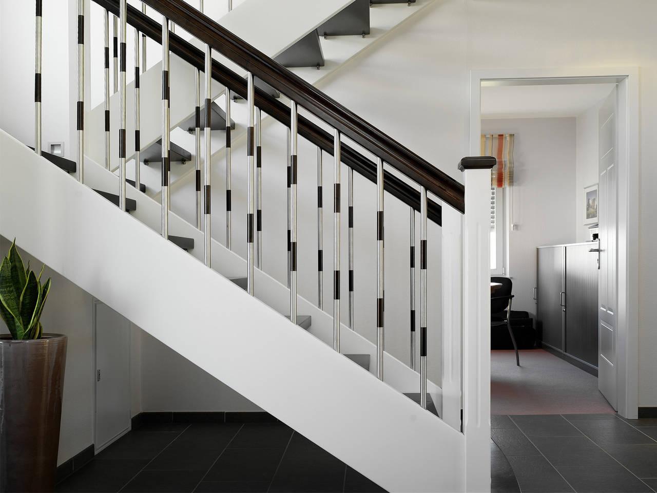 Musterhaus Carina von Gussek Haus - Treppenhaus