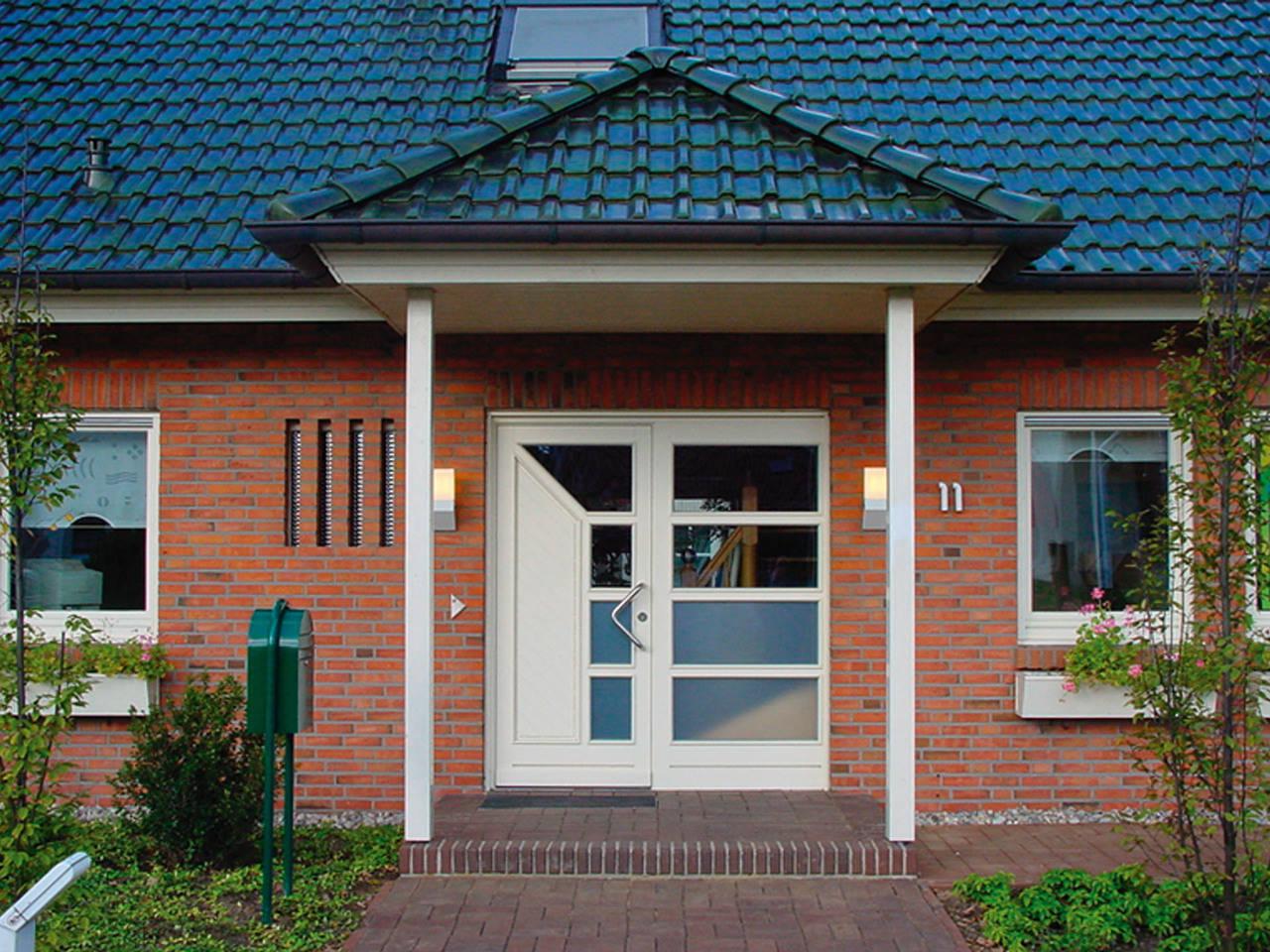 Musterhaus Annalena von Gussek Haus - Eingangsbereich