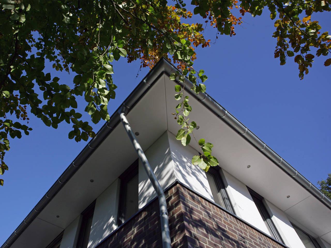 Musterhaus Aida von Gussek Haus - Ansicht Dach