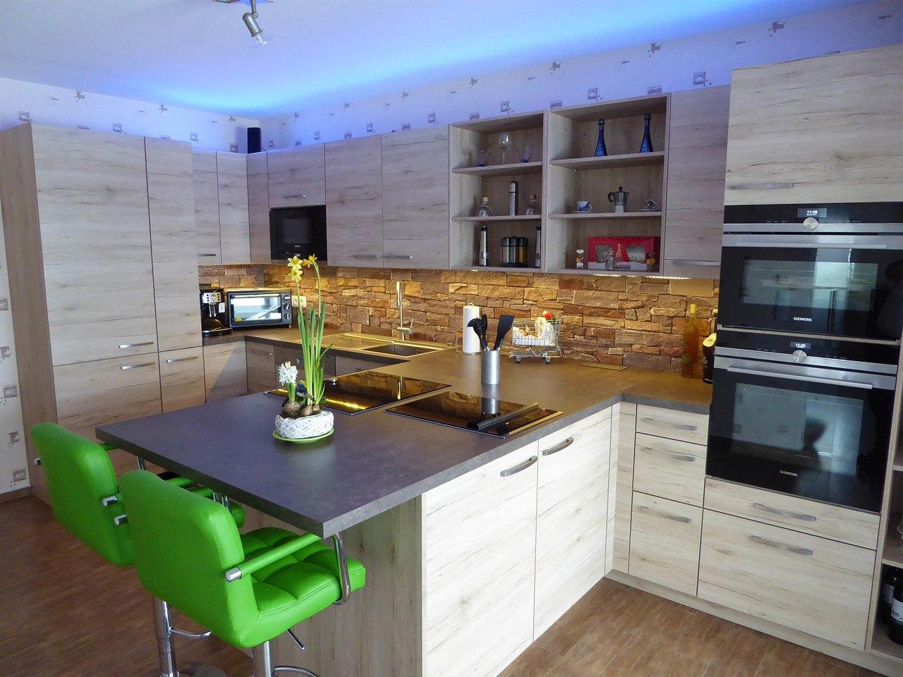 Musterhaus Carola - Gussek Haus - Küche