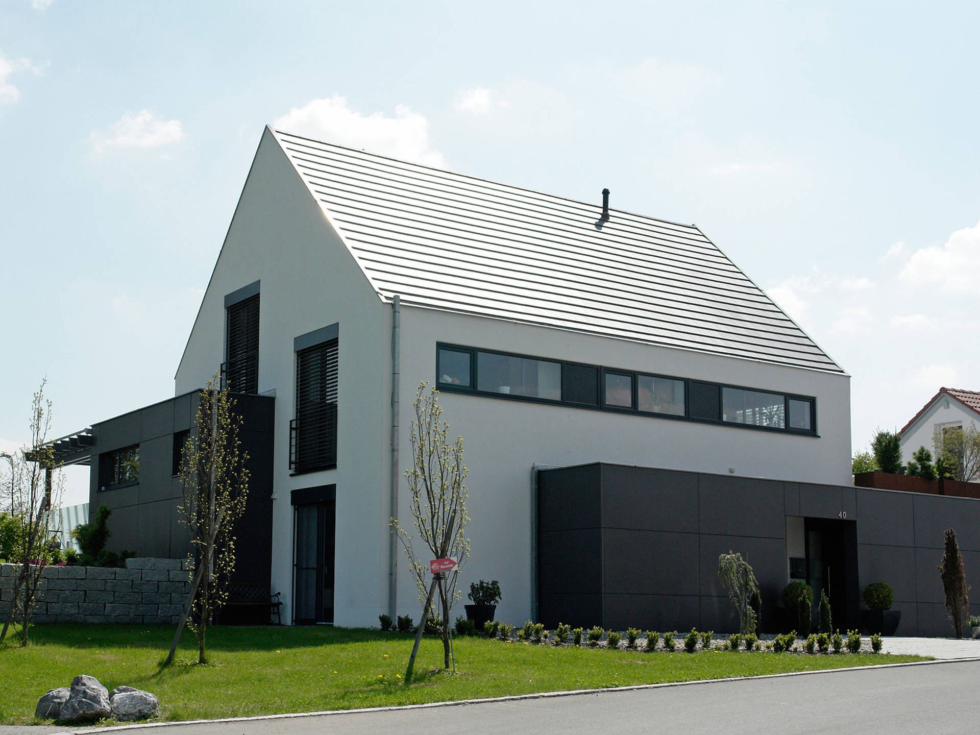 Haus Benita Leberer Massivbau Musterhaus Net