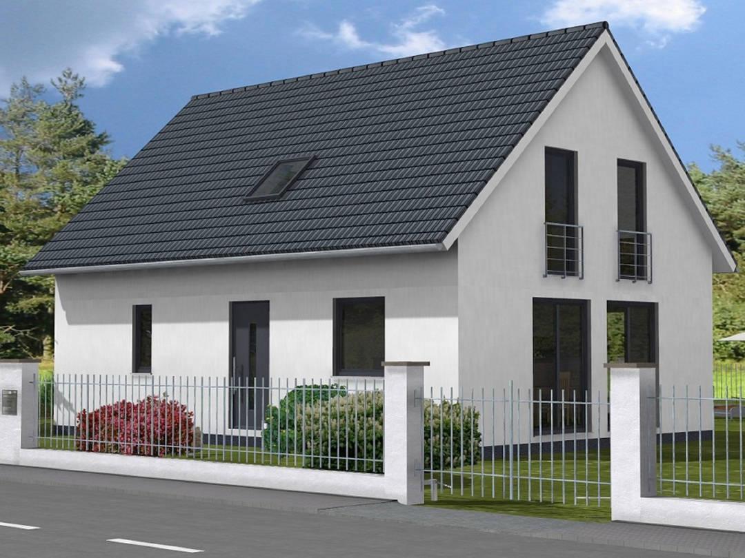 Haus Bonnie von W. Leberer Massivbau