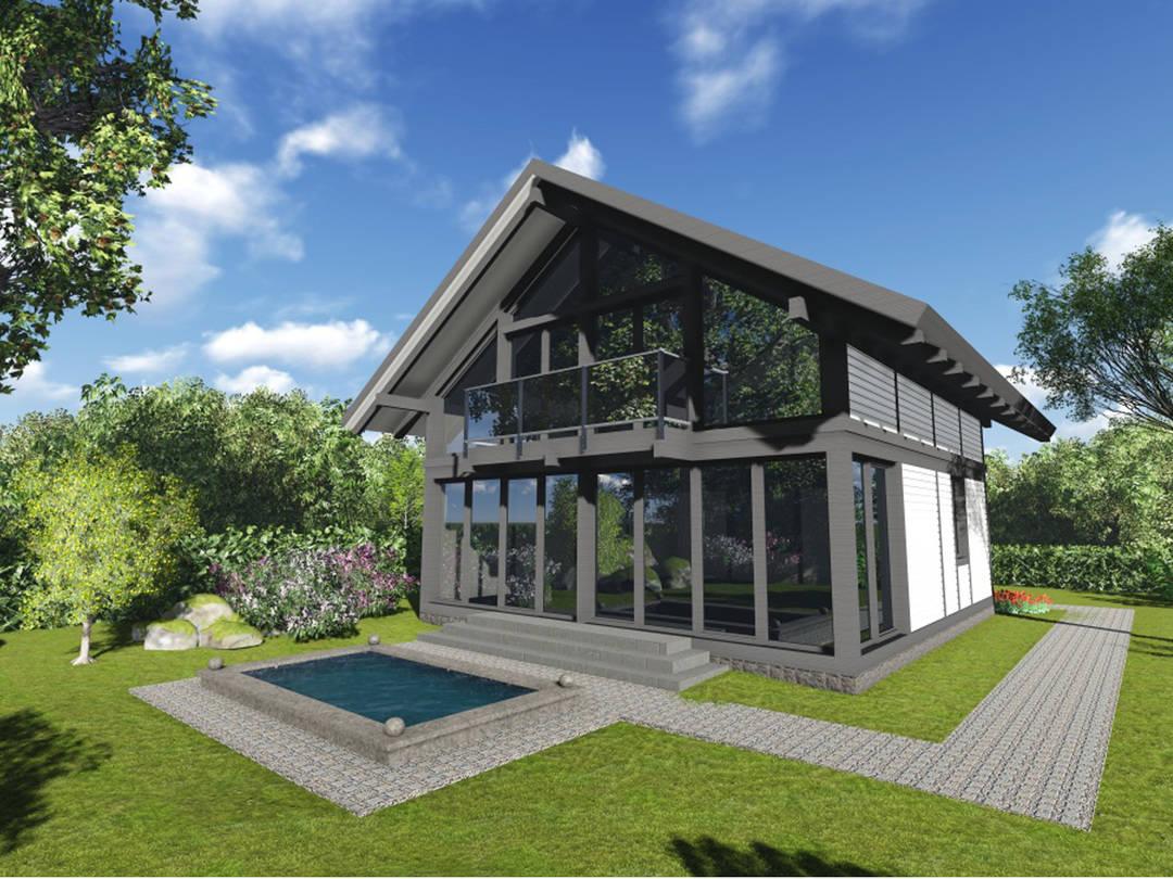 Familienhaus 130 von Designo Haus