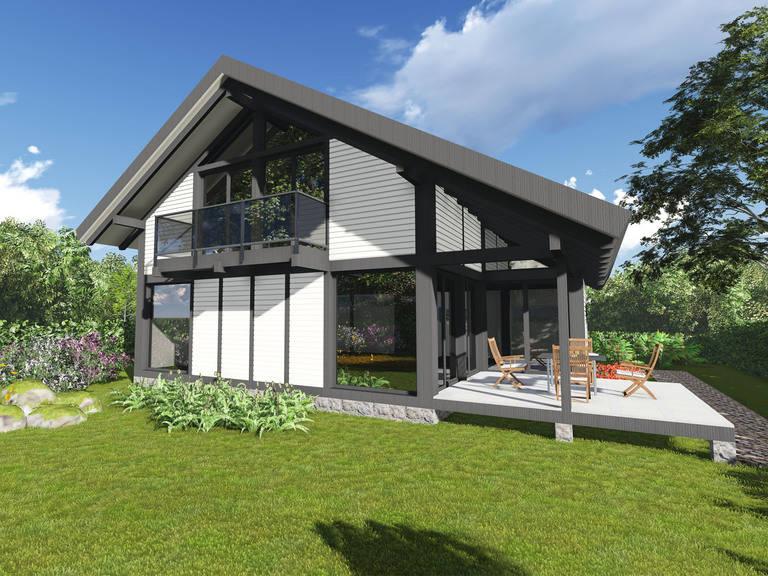 Familienhaus 140 von Designo Haus