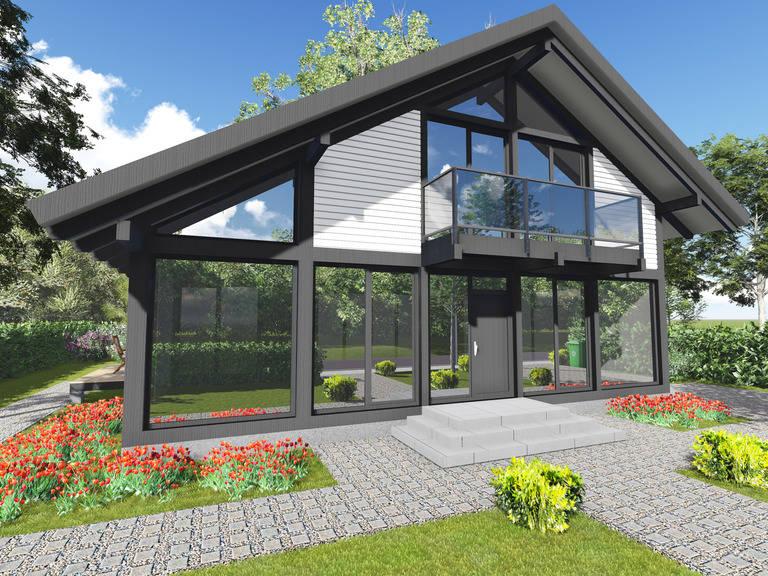 Familienhaus 180 von Designo Haus