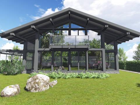 Familienhaus 220 von Designo Haus