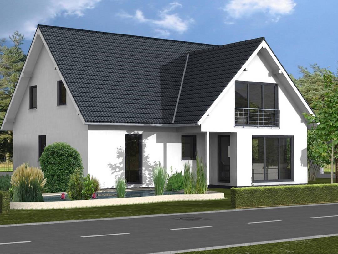 Haus Emilia von W. Leberer Massivbau