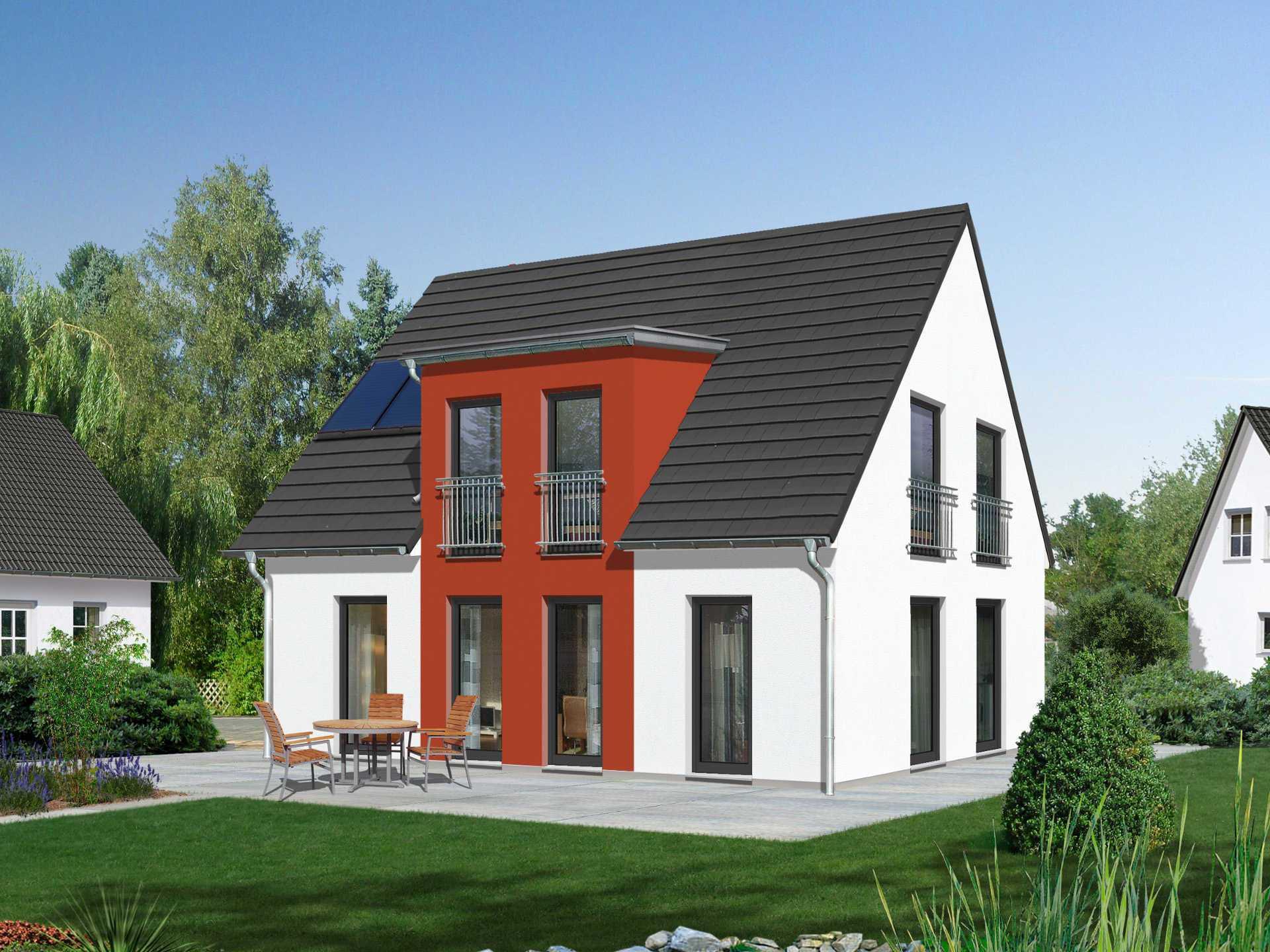 haus flair 113 qm bauprojektierung meyer town. Black Bedroom Furniture Sets. Home Design Ideas