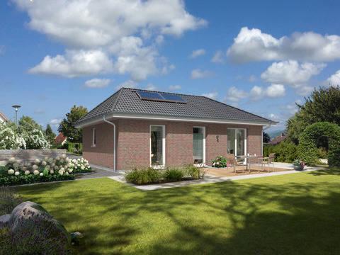 Bungalow 78 Klinker von Bauprojektierung Meyer - Town & Country