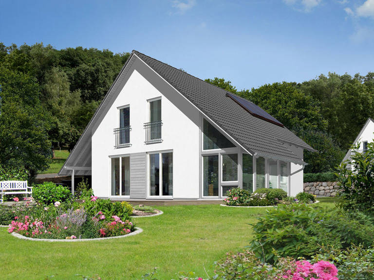 Wintergartenhaus 119 A4 von Bauprojektierung Meyer - Town & Country
