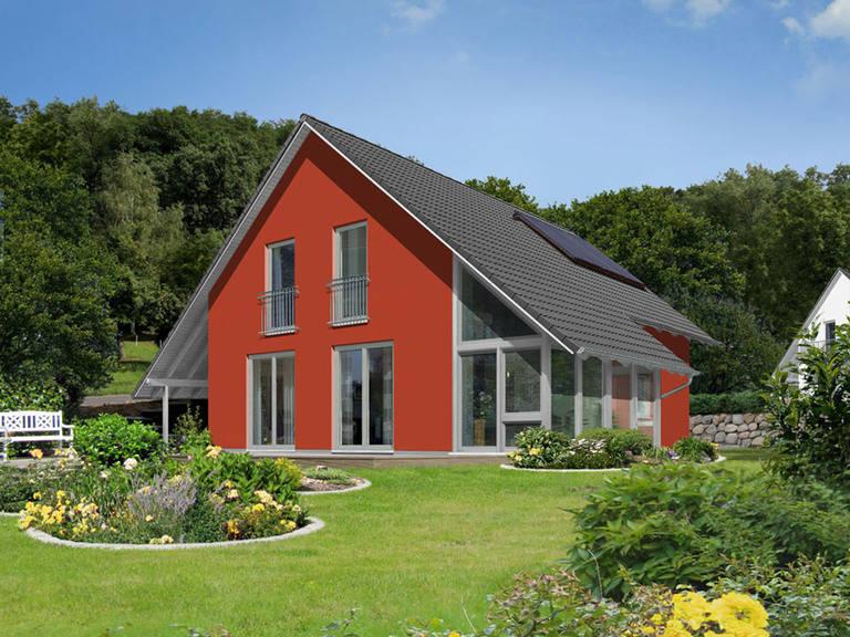 Wintergartenhaus 119 A3 von Bauprojektierung Meyer - Town & Country