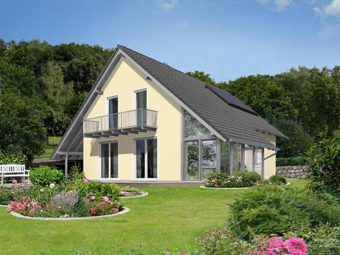 Wintergartenhaus 119 A5 von Bauprojektierung Meyer - Town & Country