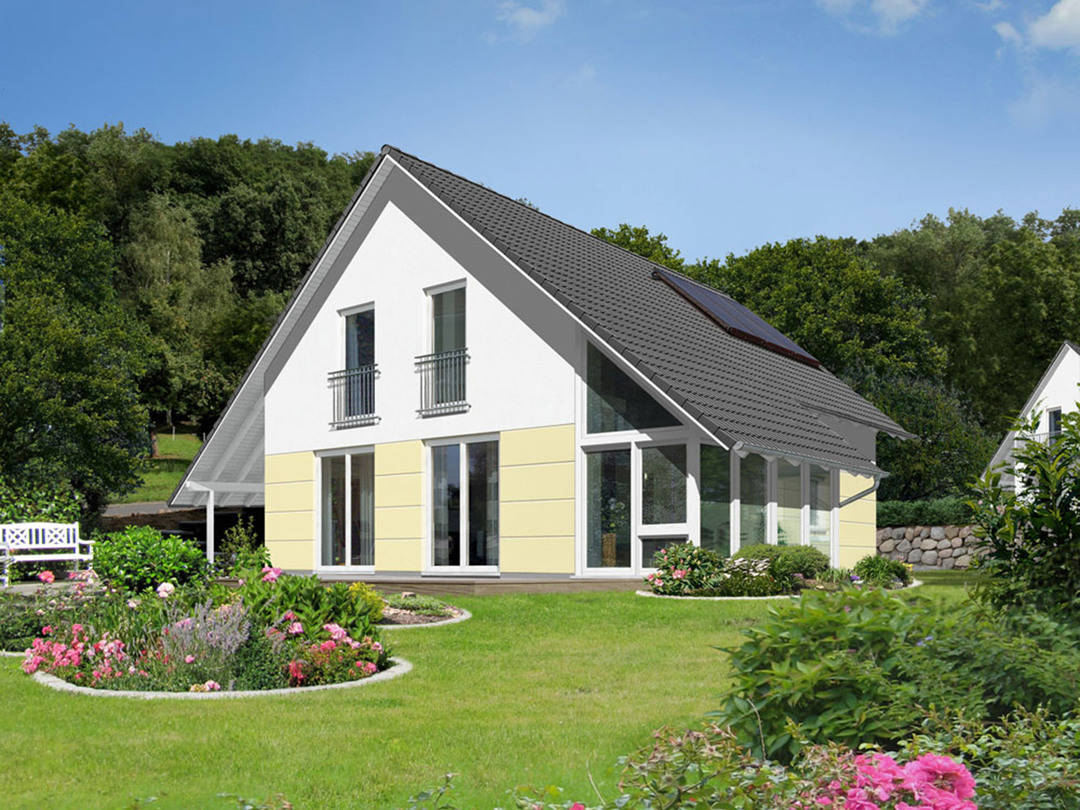 Wintergartenhaus 119 A2 von Bauprojektierung Meyer - Town & Country
