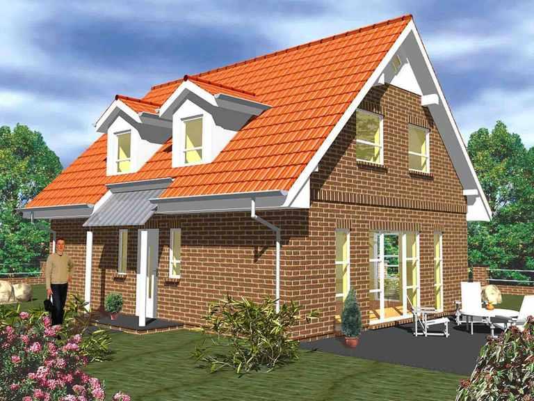 Haus Junge Baugeneration - ideal-heim-bau