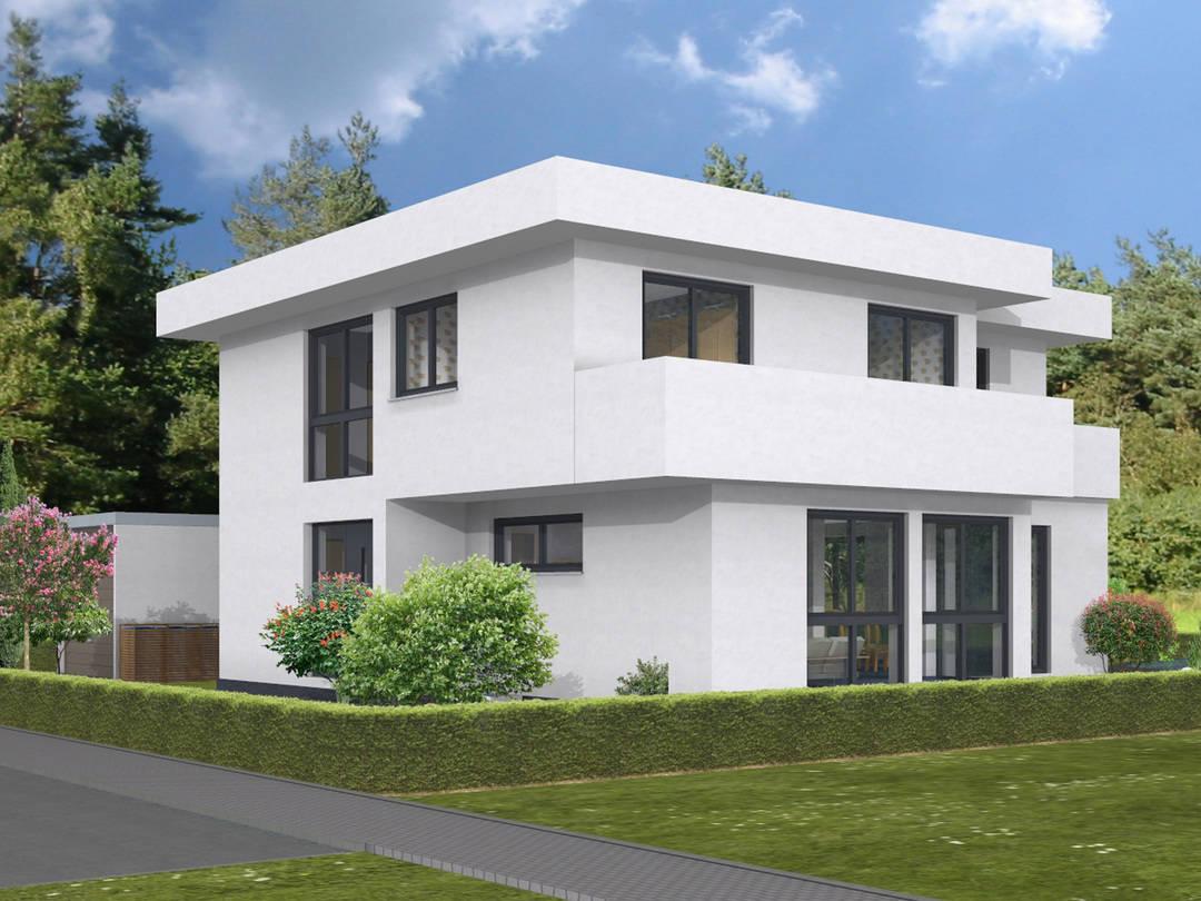 Haus berlin 164 b i f konzepte for Hausbaufirmen berlin