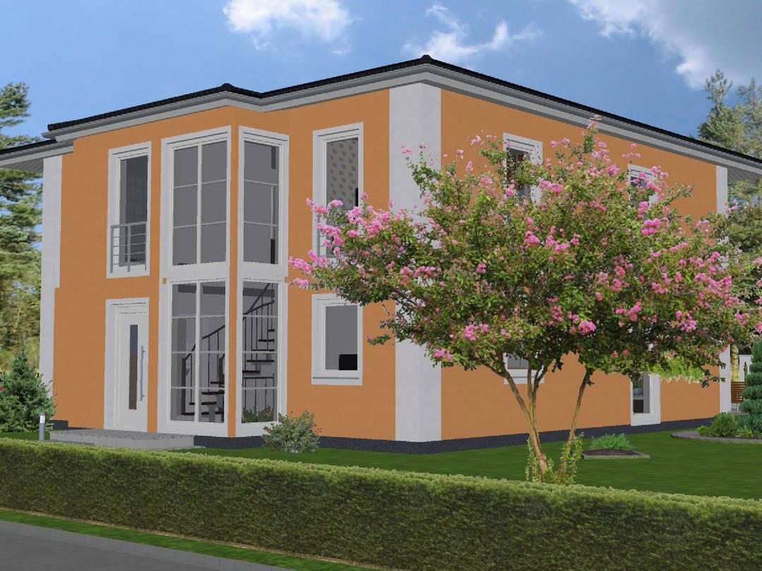 Stadtvilla Königstein 206 von B.I.F.-Konzepte