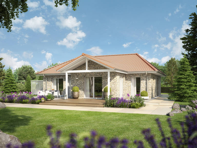 Bauidee Bungalow Ideal 3000.2