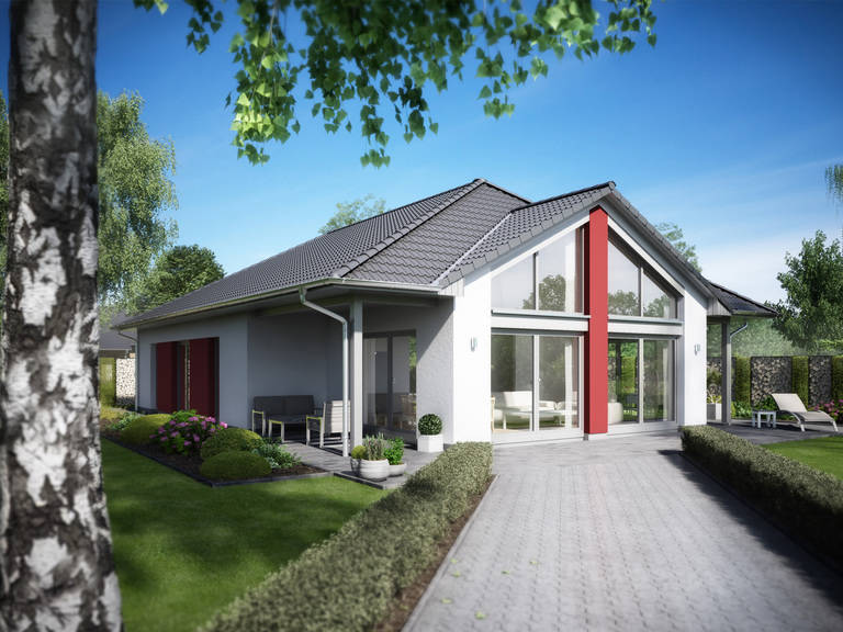 Bungalow Ideal 5000.2 von Bauidee