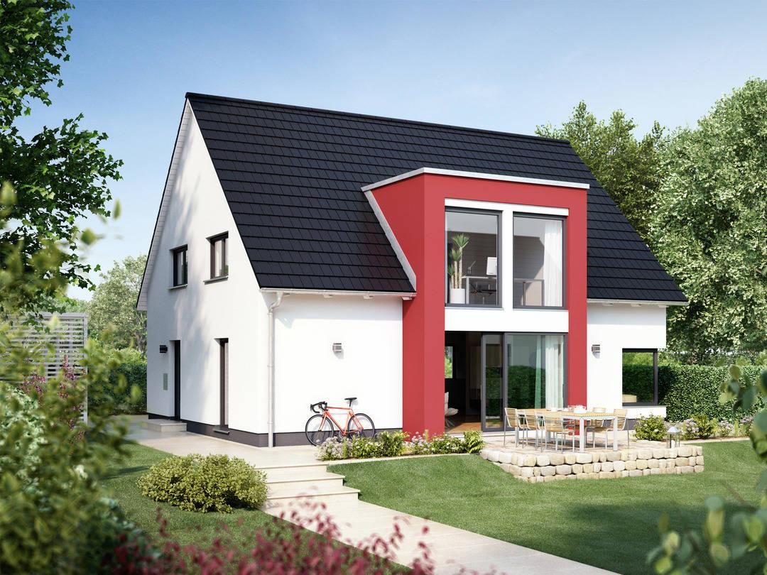Bauidee Einfamilienhaus Klassik 2000.2