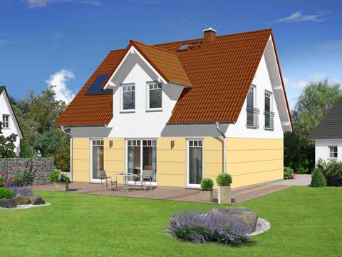 Adira HausBau Einfamilienhaus Flair 125