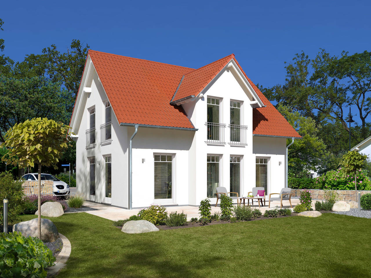 Adira Hausbau Lichthaus 112 2