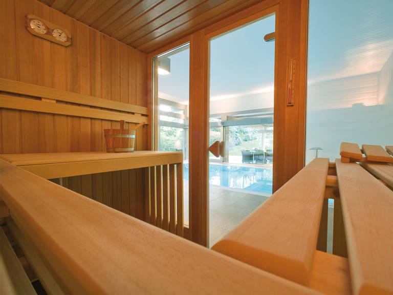 HUF Haus ART Sonder - Sauna
