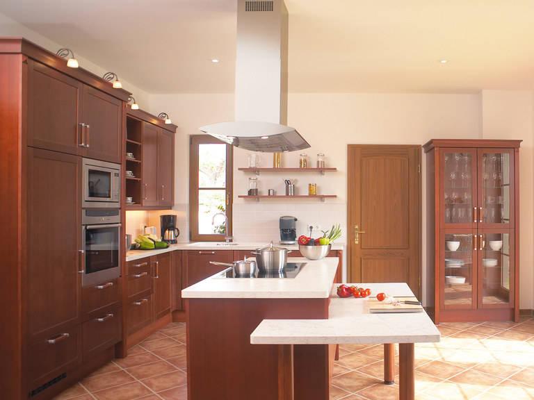 Hanse Haus Bungalow 80 Küche