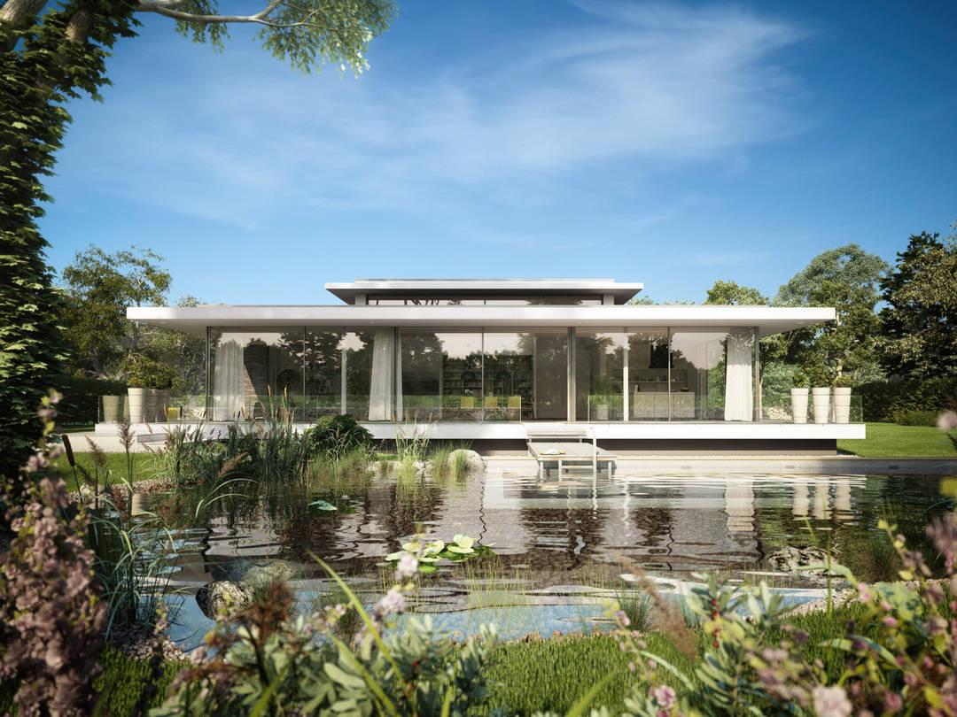 Bungalow Trend 5000.2 von Bauidee Wohlfühl-Häuser