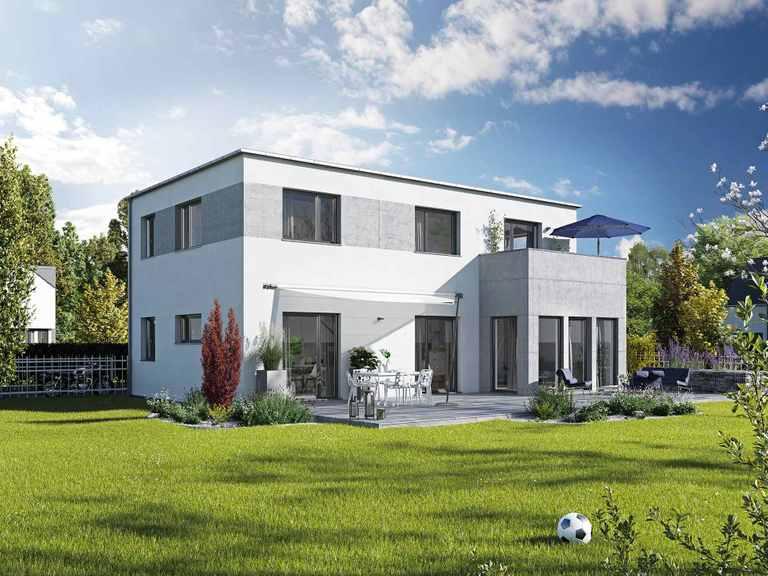 Hanse Haus Cubus 148