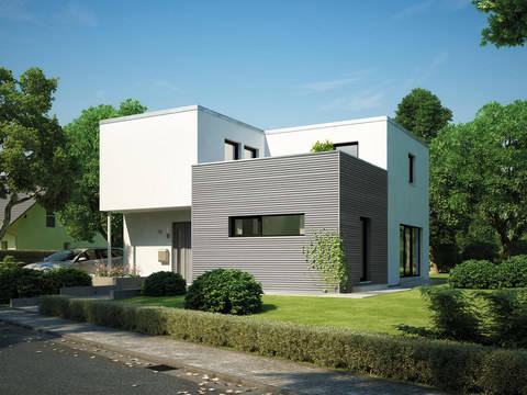 Hanse Haus Cubus 162