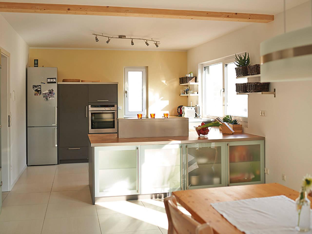 Hanse Haus Cubus 183 Küche