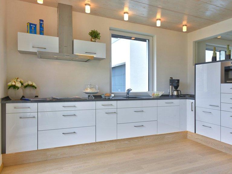 Musterhaus Wuppertal - Partner-Haus, Küche