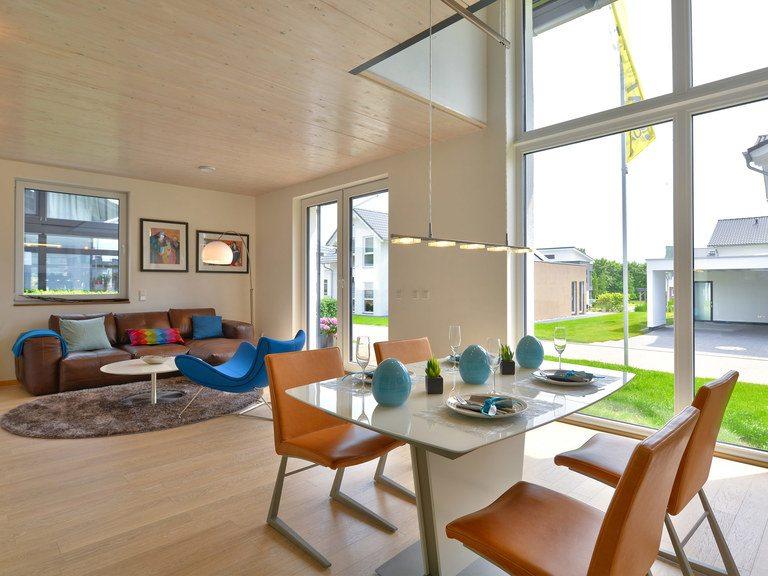 Musterhaus Wuppertal - Partner-Haus, Wohnbereich 2