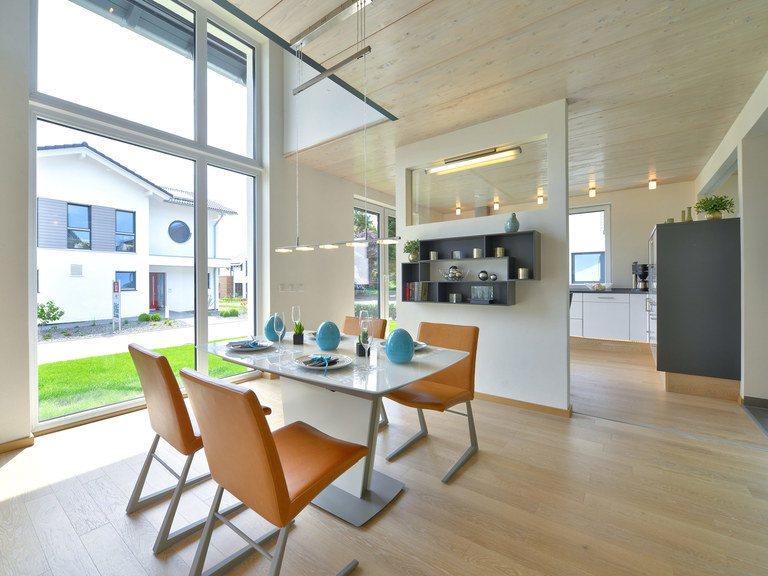 Musterhaus Wuppertal - Partner-Haus, Wohnbereich 1
