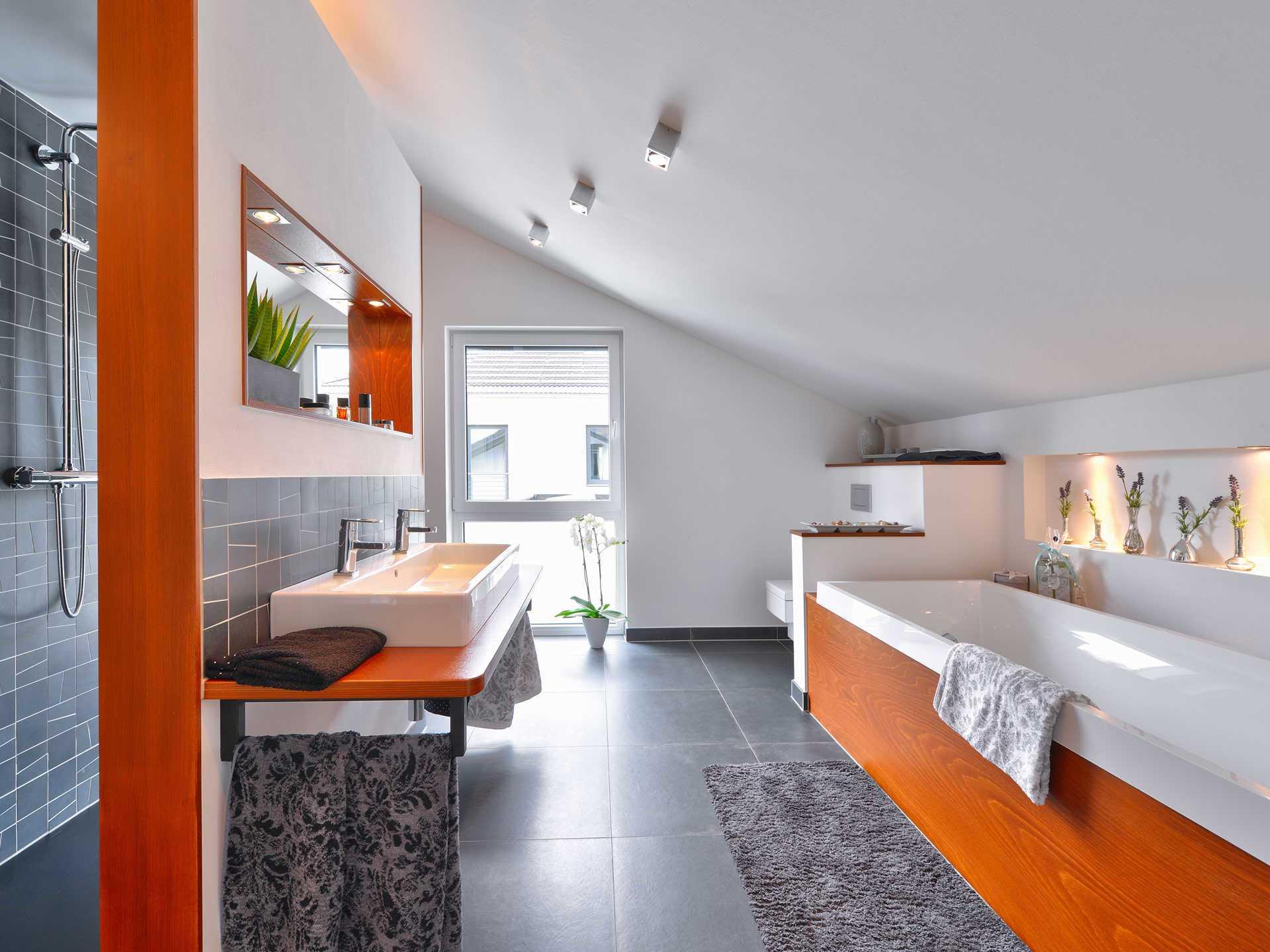 Musterhaus badezimmer  Wuppertal - Partner-Haus