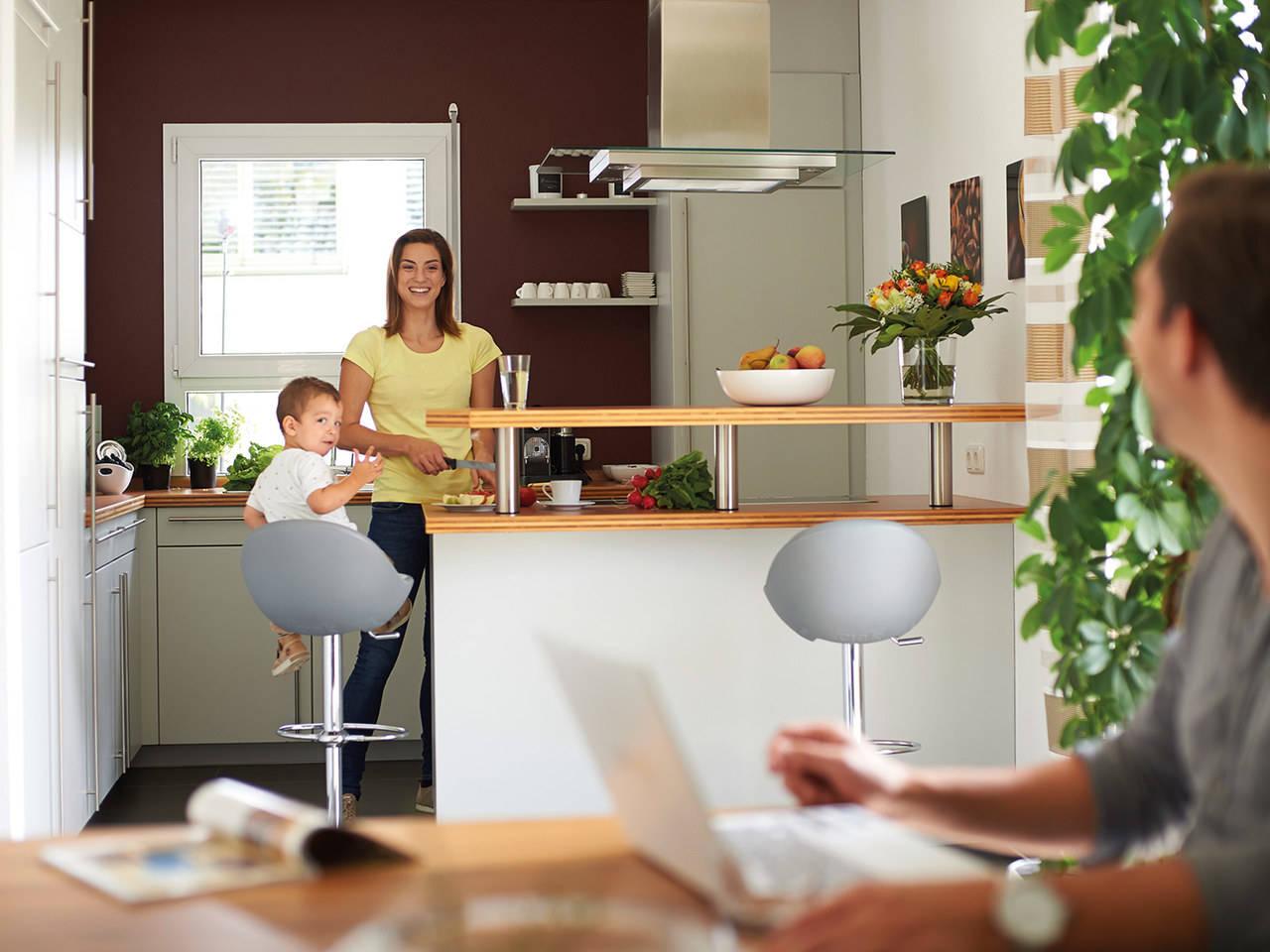 Hanse Haus Variant 143 Küche