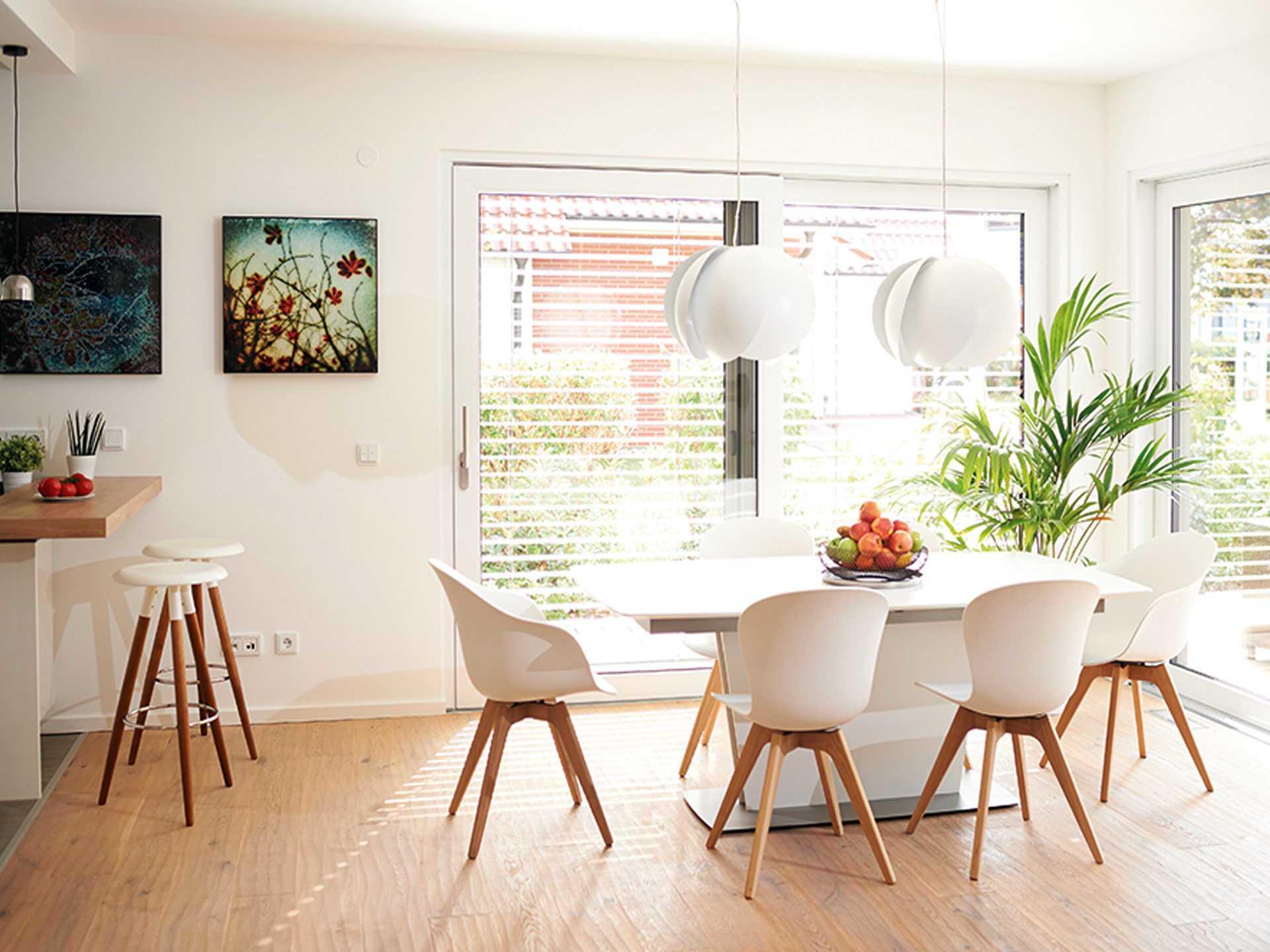 Hanse Haus Variant 169 Essbereich