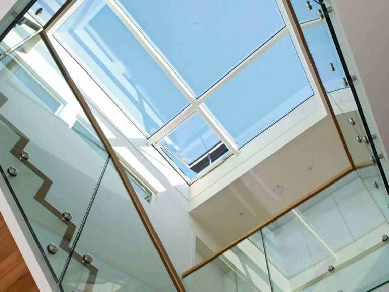 Bauhaus Jackson - Baufritz Treppe