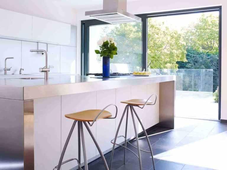Bauhaus Jackson - Baufritz Küche