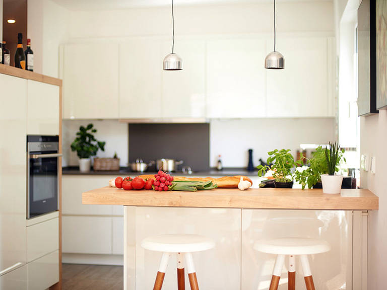 Hanse Haus Variant 25-135 Küche
