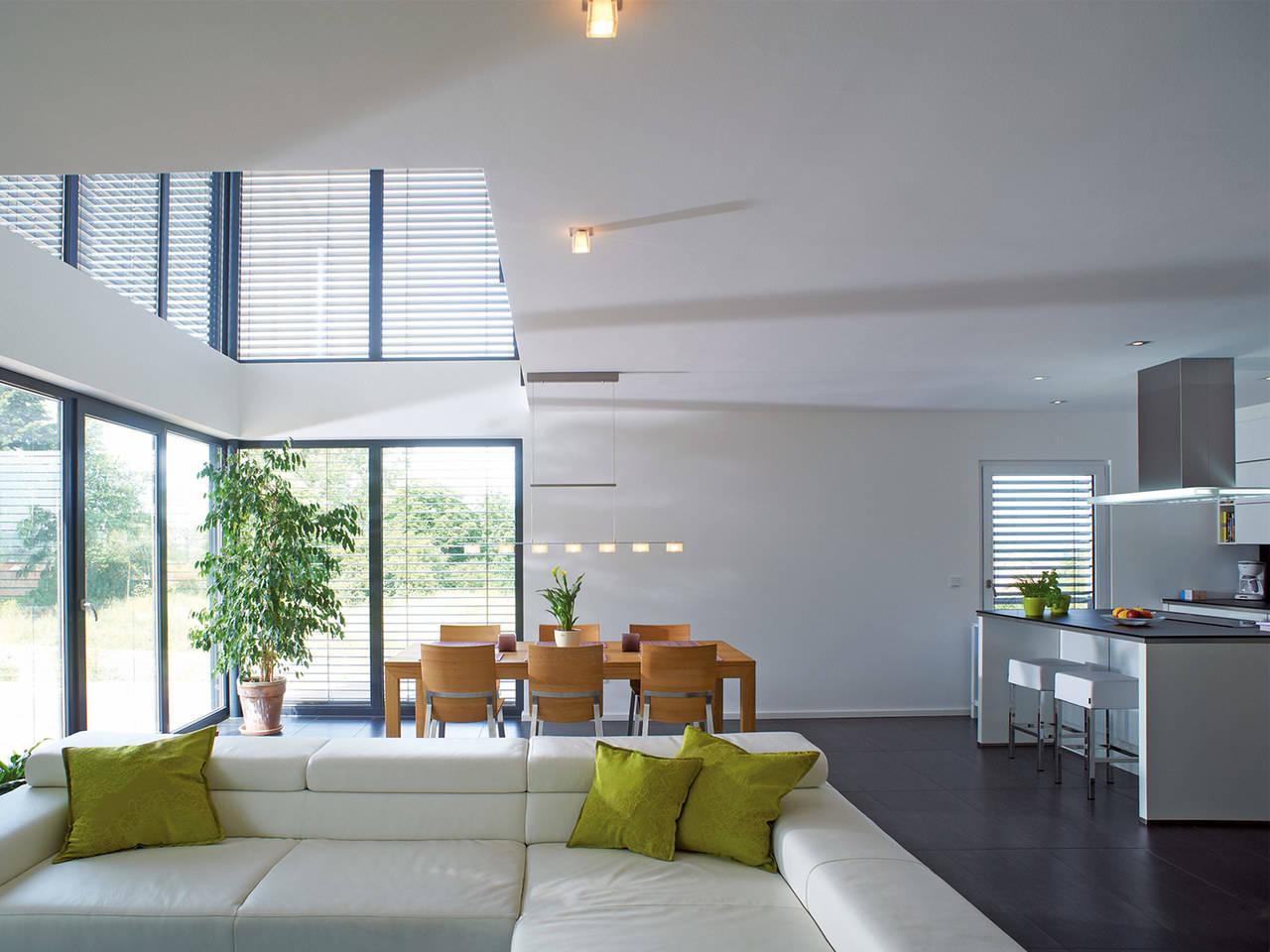 Hanse Haus Variant 25-150 Wohnzimmer