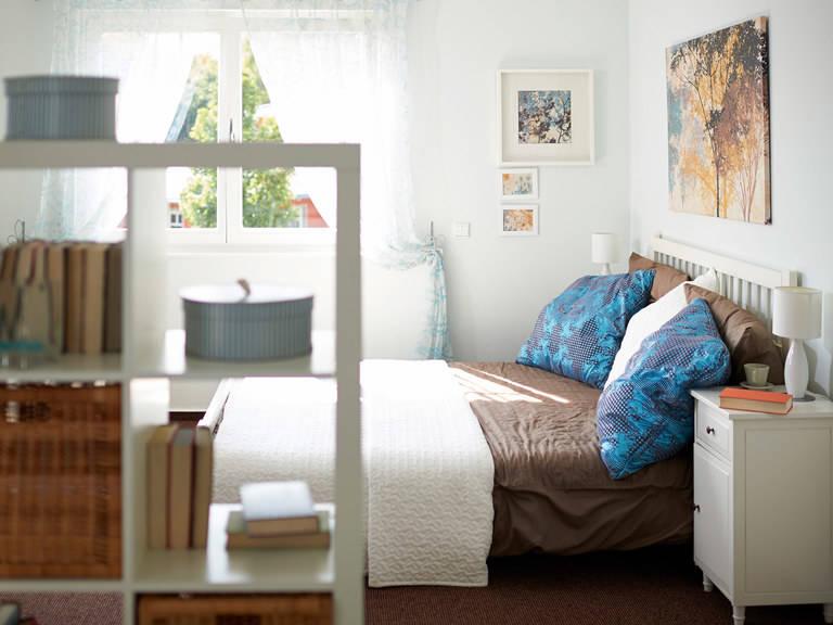 Hanse Haus Variant 25-166 Schlafzimmer