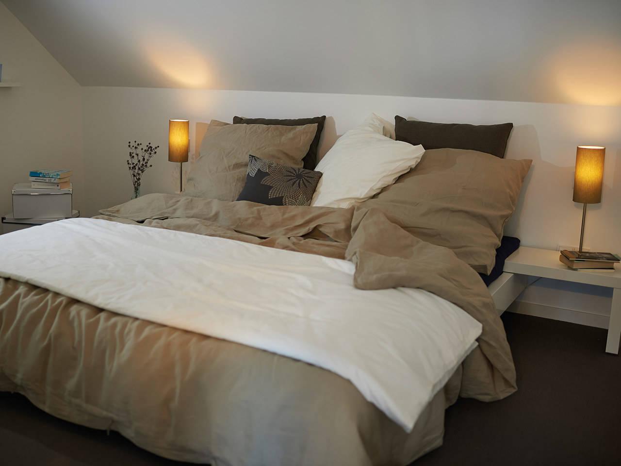 Hanse Haus Variant 45-130 Schlafzimmer