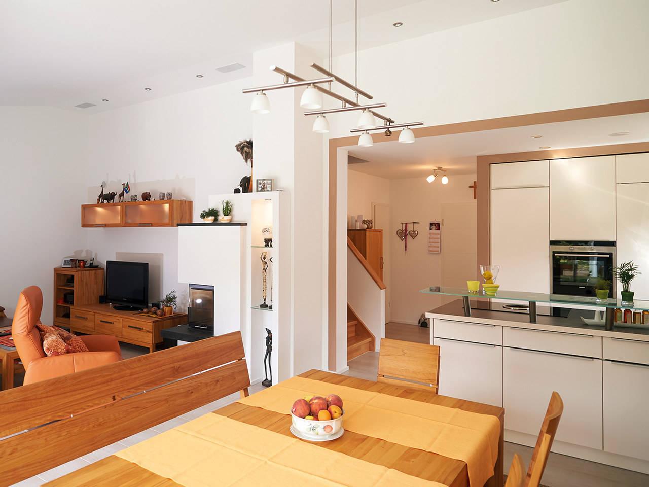 Hanse Haus Variant 45-154 Wohnzimmer