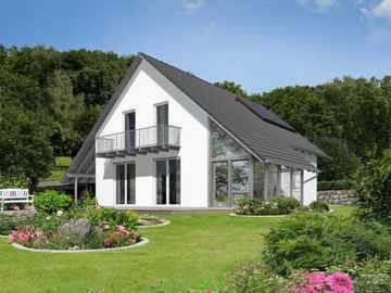 Wintergartenhaus 118 Standard