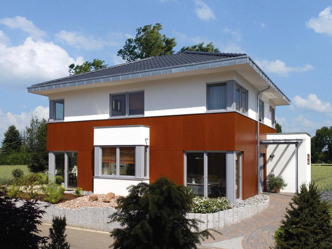 villa 189 hanse haus. Black Bedroom Furniture Sets. Home Design Ideas
