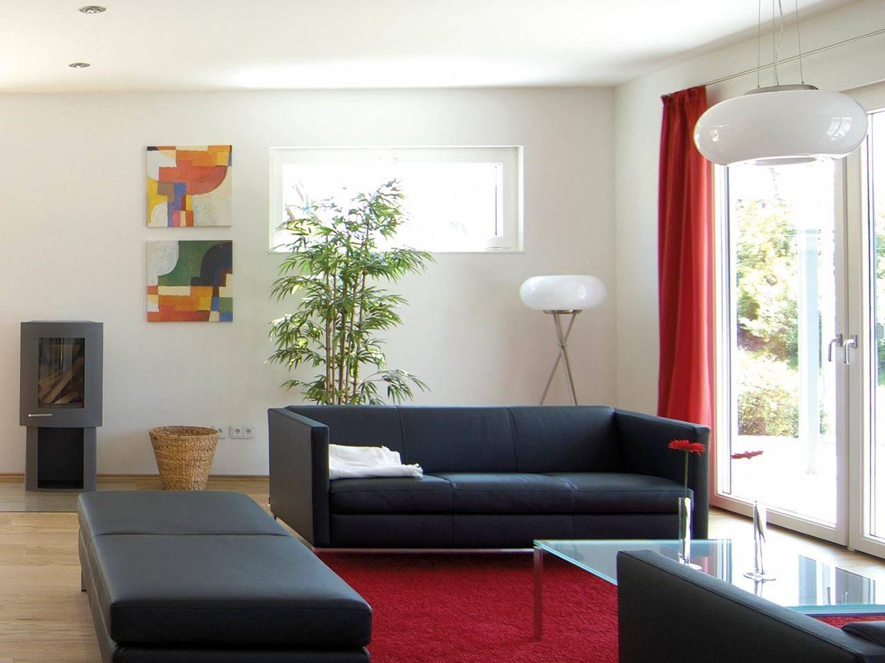 Hanse Haus Vita 180 Wohnzimmer